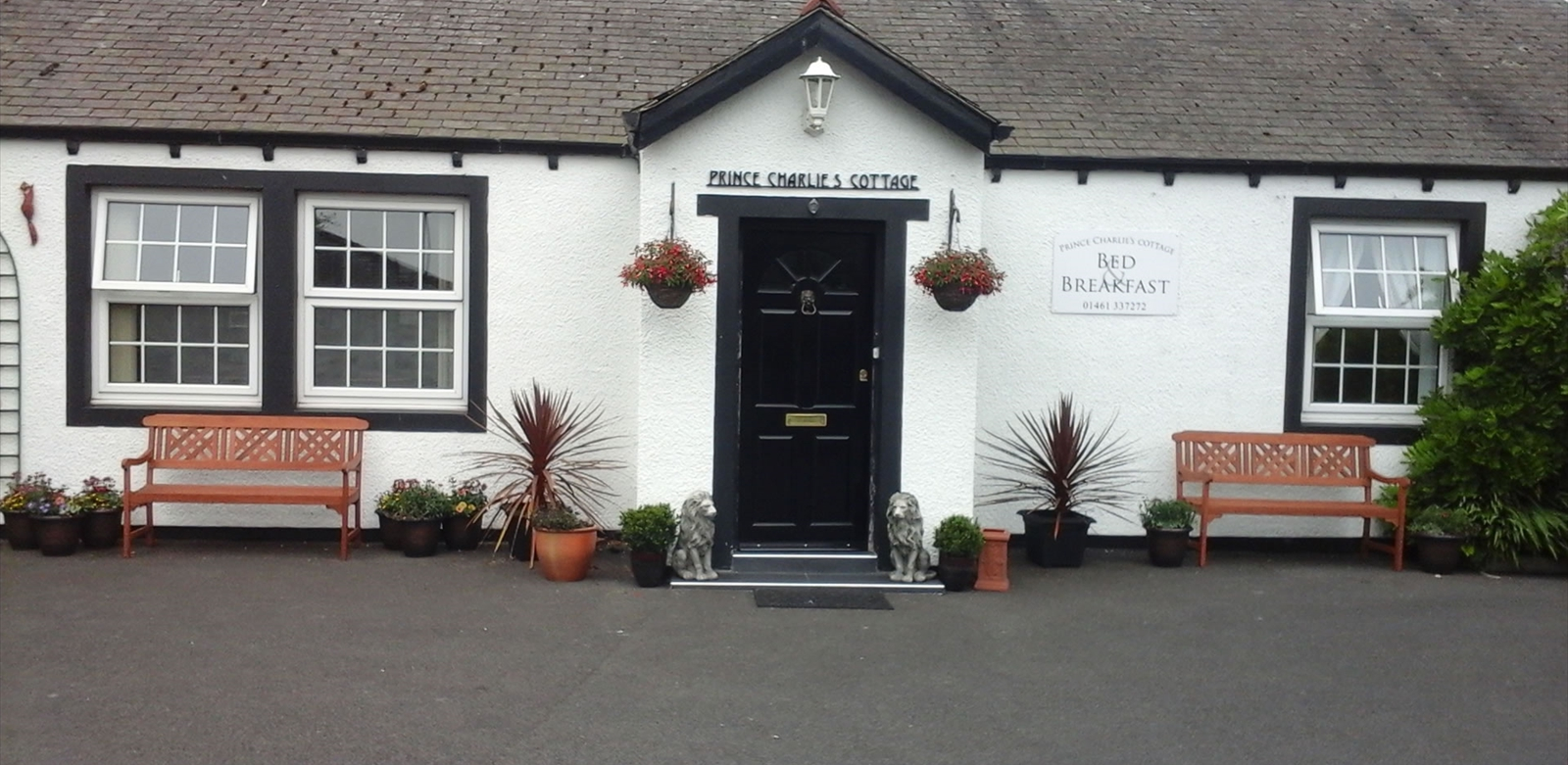 Prince Charlie's Cottage - Gretna Green B&B